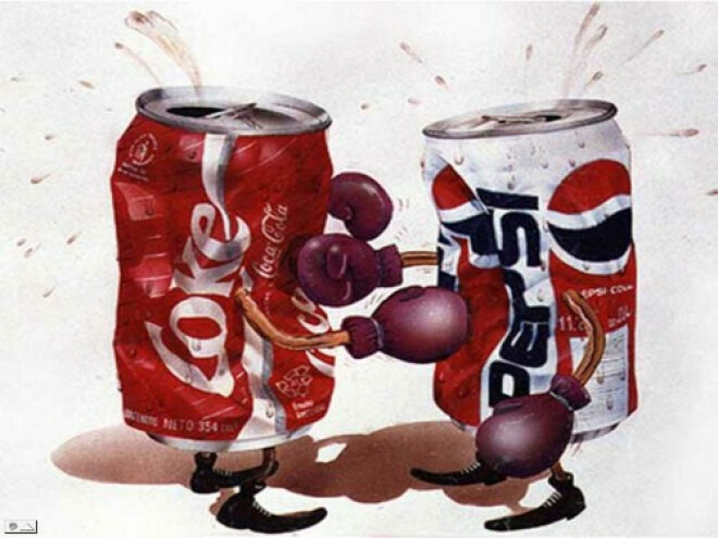 Teen Cola Wars