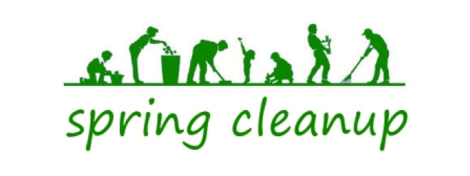 Spring Outdoor Cleanup Day
