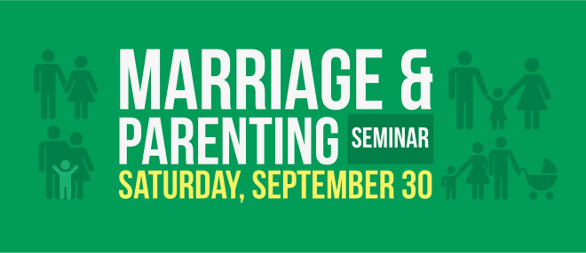 Marriage and Parenting Seminar