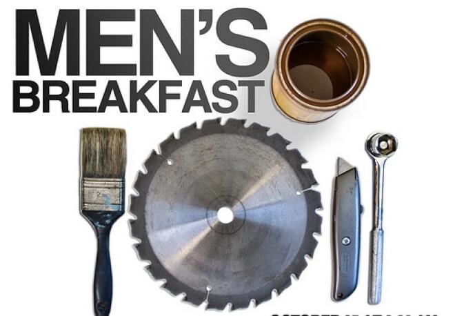 Men's Breakfast: Focus on Mentoring