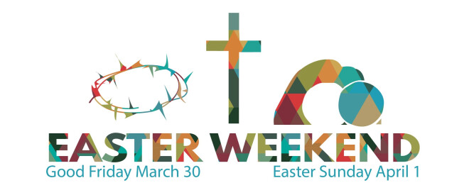 Good Friday & Easter at Harvest