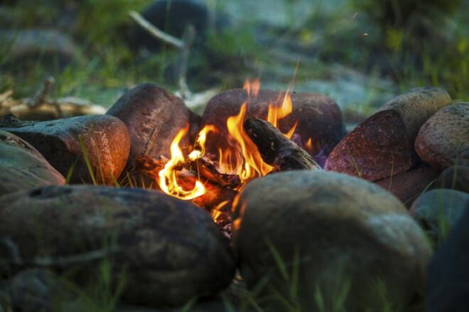 Harvest Camping Trip