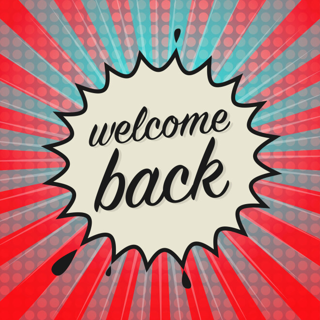 Youth Group Welcome Back Night