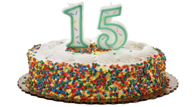 15-Year Anniversary: Celebrating God's Faithfulness!