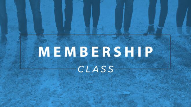Harvest Membership Class