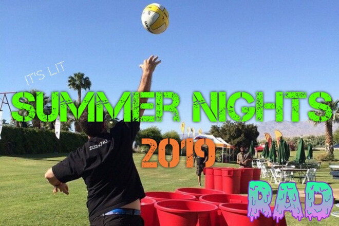 """Young Adult """"Summer Nights"""""""