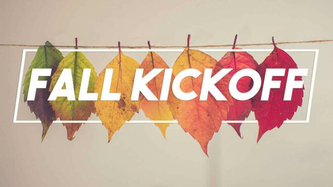 Fall Kickoff Services & Evening Picnic
