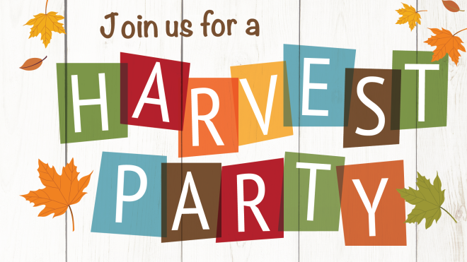 Harvest Party for Kids