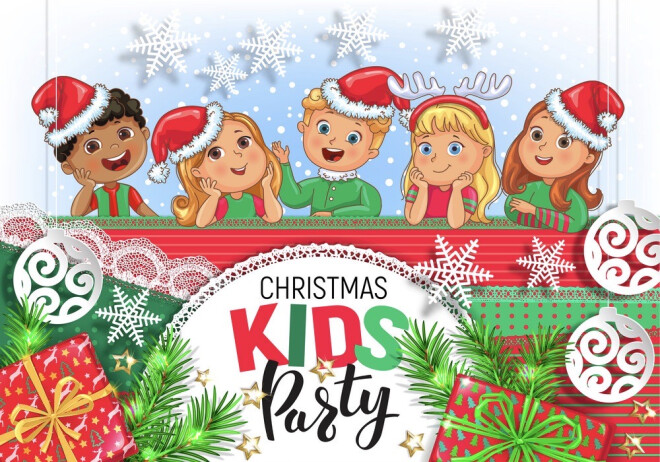 Christmas Party for Kids