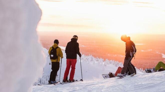 College & 20s Winter Trip