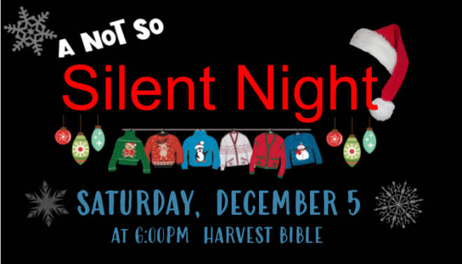 Women's Ministry Christmas Party