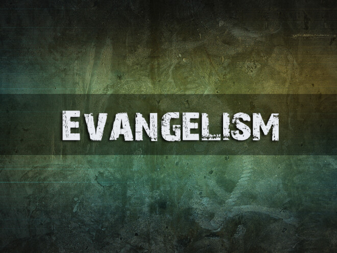 Evangelism Training and Outreach